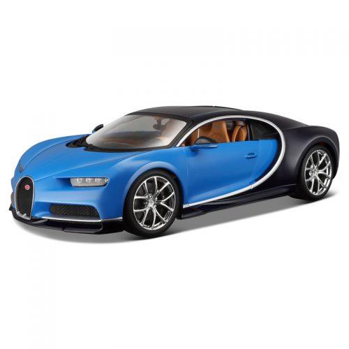 Bugatti Chiron - Blue 1:18 BBURAGO B18-11040