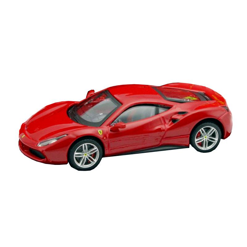 Ferrari 488 GTB SIGANTURE SERIES - Red 1:43 BBURAGO B18-36904-1