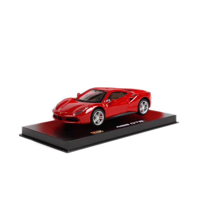 Ferrari 488 GTB SIGANTURE SERIES - Red 1:43 BBURAGO B18-36904