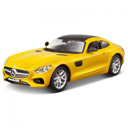 Mercedes Benz AMG GT PLUS - Yellow 1:32 BBURAGO B18-42023