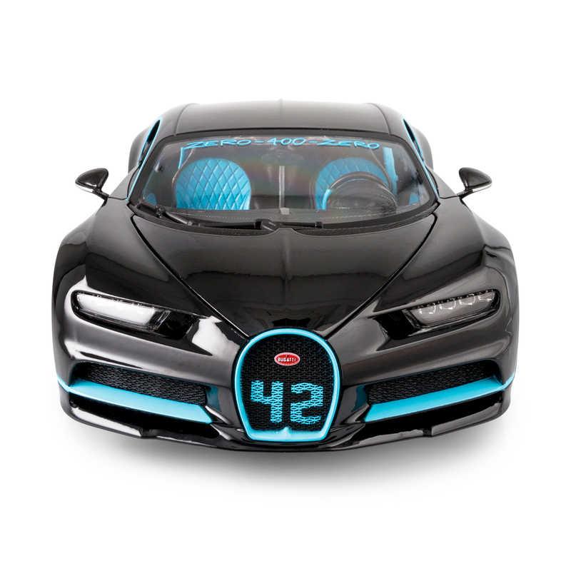 Bburago 1 18 Bugatti Chiron Diecast Metal Model Roadster: Bugatti Chiron 42 Second SPECIAL EDITION