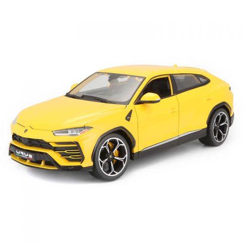 Lamborghini Urus SPECIAL EDITION - Yellow 1:18 BBURAGO BUR B18-11042Y