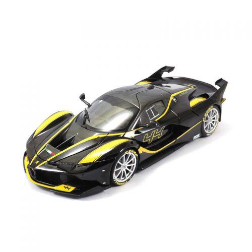 Ferrari FXX-K SIGNATURE SERIES - Black 1:18 BBURAGO BUR B18-16907B