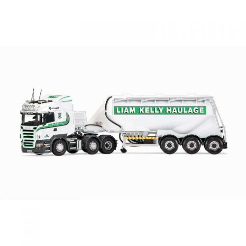 Scania R Tanker Liam Kelly Haulage CORGI Corgi 1:50 CC13767