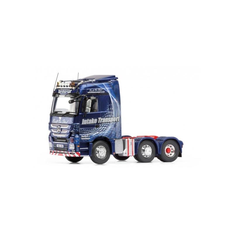 Mercedes Actros SUFC 'Intake Transport' - Blue 1:50 CORGI CC13830
