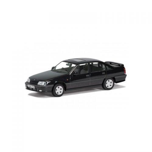 Vauxhall Carlton 3000 GSI RHD (UK) - Starmist Black 1:43 CORGI VANGUARDS COR-VA14004A