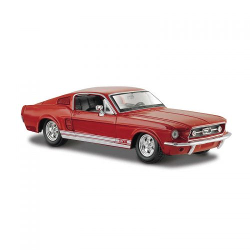 Ford Mustang GT 1967 - 1:24 MAISTO M31260