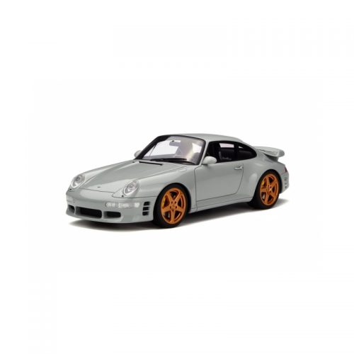 Ruf Turbo R - Grey 1:18 GT SPIRIT GT145