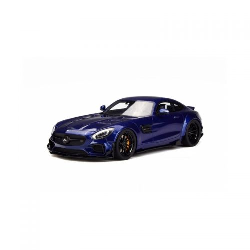 Mercedes AMG GT Modified By Prior Design - Blue 1:18 GT SPIRIT GT150