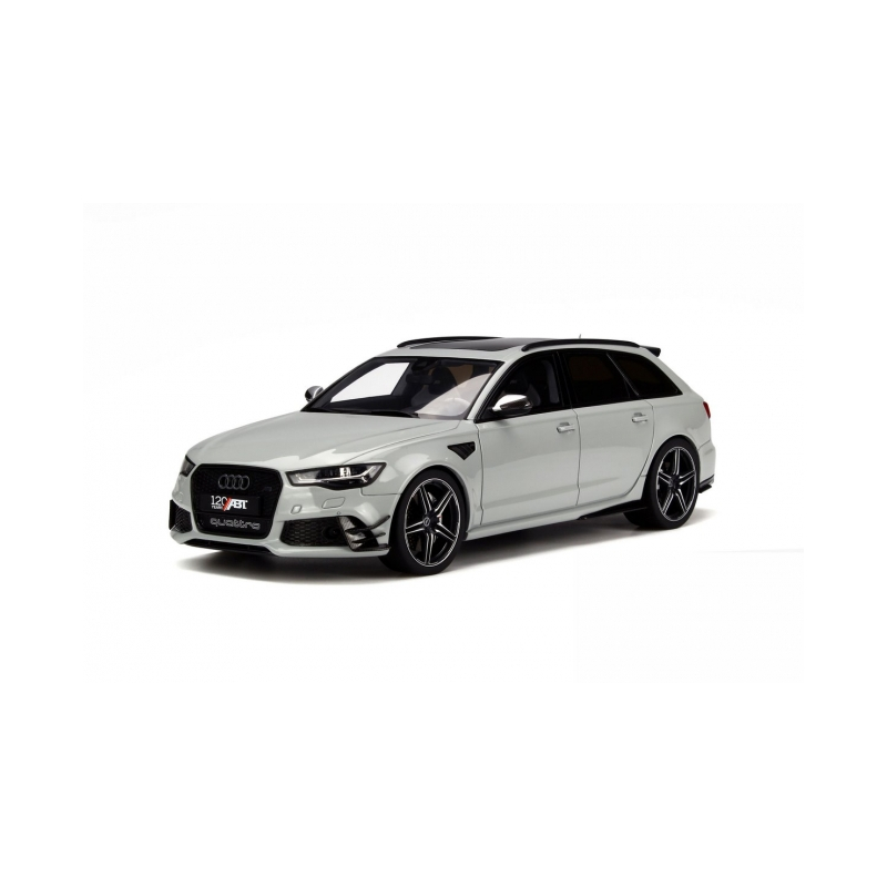 Audi ABT RS6 -R - Grey 1:18 GT SPIRIT GT158