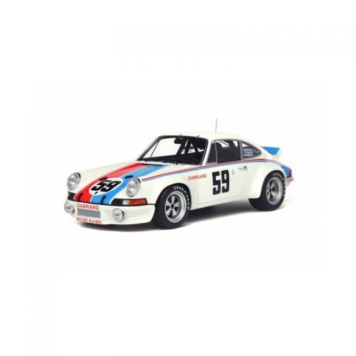 Porsche 911 Carrera RSR Winner Daytona 1973 - White 1:18 GT SPIRIT GT728