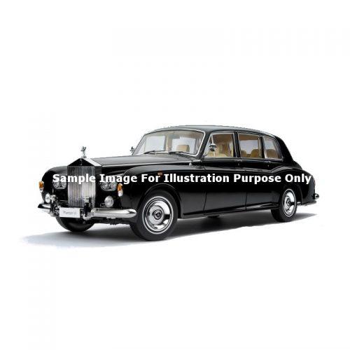 Rolls Royce Phantom VI - Black 1:18 KYOSHO KYO 08905BK