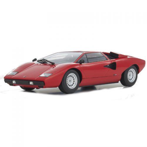 Lamborghini Countach LP400 - Red 1:18 KYOSHO KYO 09531R