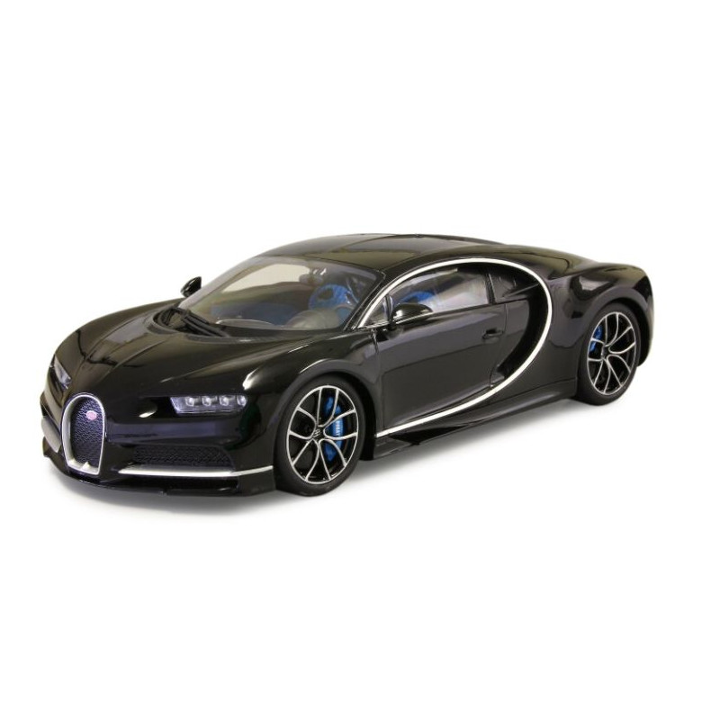 bugatti chiron black 1 18 kyosho kyo 09548bk model car direct. Black Bedroom Furniture Sets. Home Design Ideas