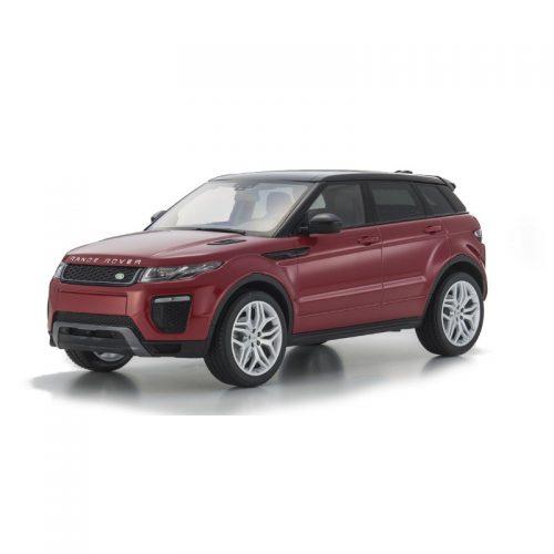 Land Rover Range Rover Evoque - Firenze Red 1:18 KYOSHO KYO 09549R