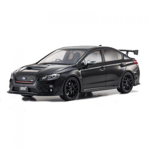 Subaru WRX STi S207 NBR Challenge Package - Black 1:18 KYOSHO KYO 18021BK