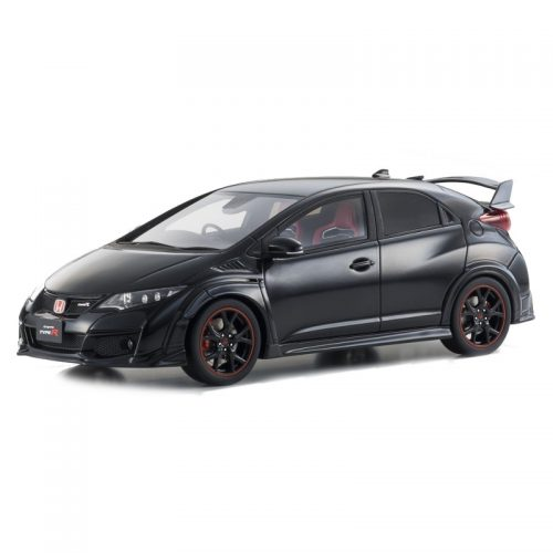Honda Civic Type R 2015 - Black 1:18 KYOSHO KYO KSR18022BK