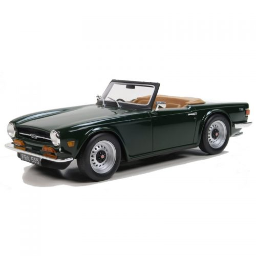 Triumph TR6 - Green LS Collectibles 1:18 LS002A