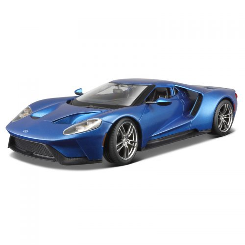 Ford GT 2017 SPECIAL EDITION- Blue 1:18 MAISTO M31384