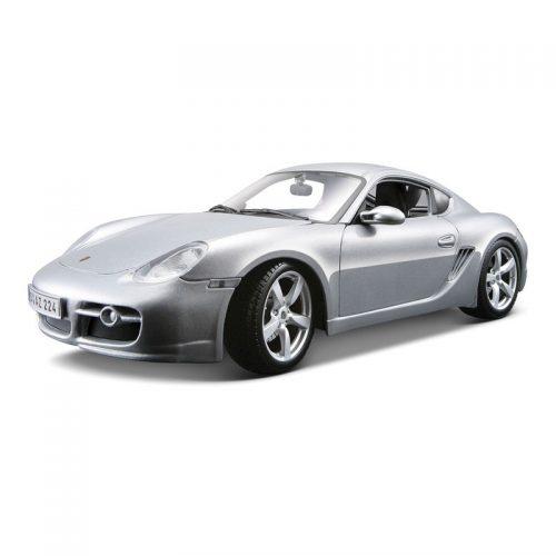 Porsche Cayman S SPECIAL EDITION - Silver 1:18 MAISTO M31122S