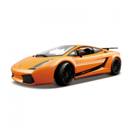 Lamborghini Gallardo Superleggera 2007 SPECIAL EDITION- Orange 1:18 MAISTO MAI M31149