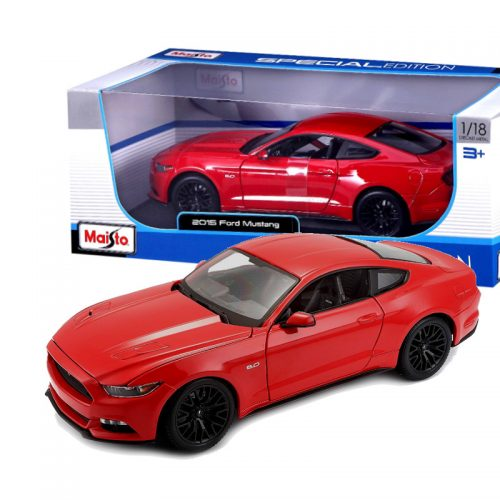 Ford Mustang GT 2015 SPECIAL EDITION- Red 1:18 MAISTO MAI-M31197
