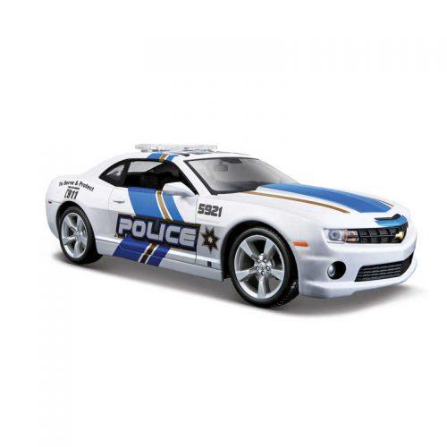 Chevrolet Camaro SS RS Police 2010 SPECIAL EDITION - 1:24 MAISTO MAI M31208