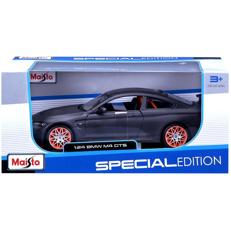 BMW M4 GTS SPECIAL EDITION - 1:24 MAISTO MAI-M31246