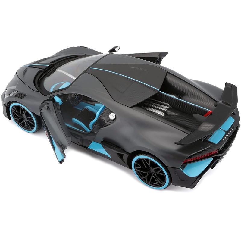 Bugatti Divo SPECIAL EDITION - Grey 1:24 MAISTO MAI M31526