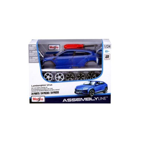 Lamborghini Urus ASSEMBLY LINE KIT - 1:24 MAISTO MAI-M39519