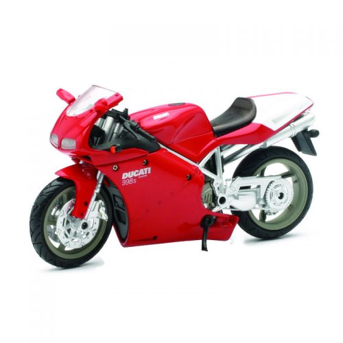 DUCATI 998S - Red 1:12 NEWRAY NEW 43693A