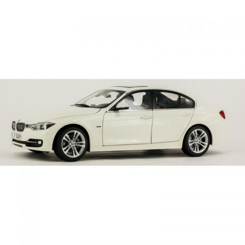 BMW 3 Series F30 - Alpine White 1:18 PARAGON MODELS PAR 97022
