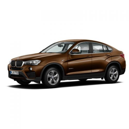 BMW X4 - Chestnut Bronze 1:18 PARAGON MODELS PAR 97095