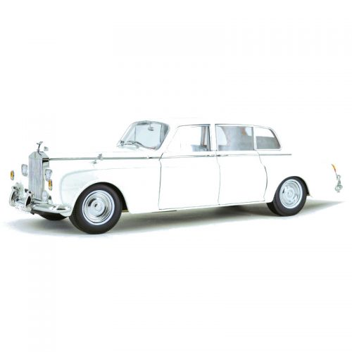 Rolls Royce Phantom V John Lennon version 1964 - White 1:18 PARAGON MODELS PAR 98215