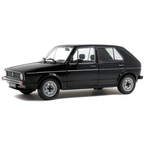 Volkswagen Golf L 1983 - Black 1:18 SOLIDO SOL 1800209