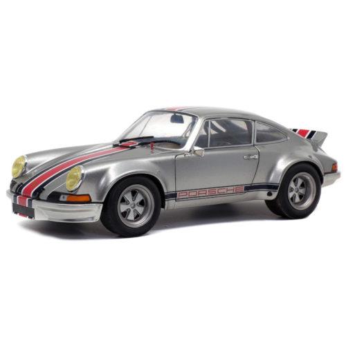 Porsche 911 RSR Backdating Outlaw 1973 - Silver 1:18 SOLIDO SOL 1801112