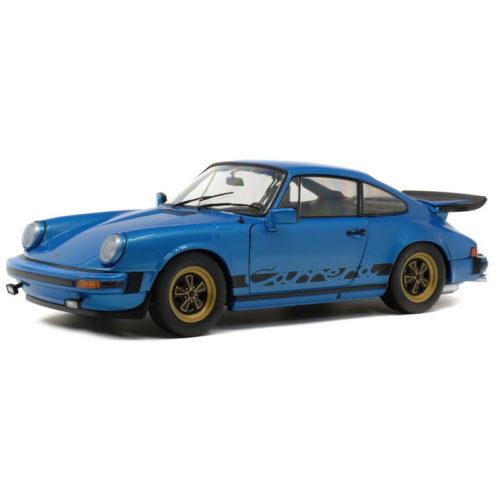 Porsche 911 Carrera 3.0 Coupe 1984 - Minerva Blue 1:18 SOLIDO SOL 1802601