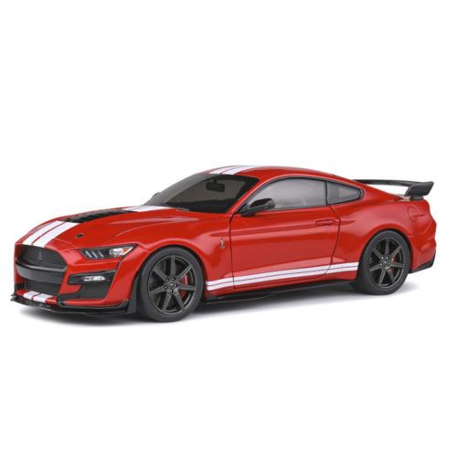 Ford SHELBY GT500 Fast Track 2020 - Racing Red 1:18 SOLIDO SOL 1805903