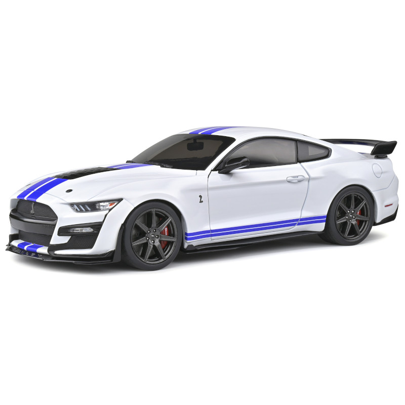 Ford SHELBY GT500 Fast Track 2020 - Oxford White 1:18 SOLIDO SOL 1805904