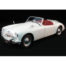 MGA MKII A1600 Open Top Convertible 1961 - White 1:18 TRIPLE9 T9 1800164