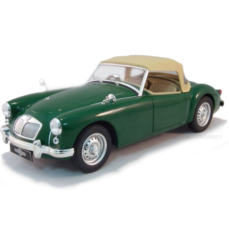 MGA MKI Twin Cam 1959 - Green 1:18 TRIPLE9 T9 1800165