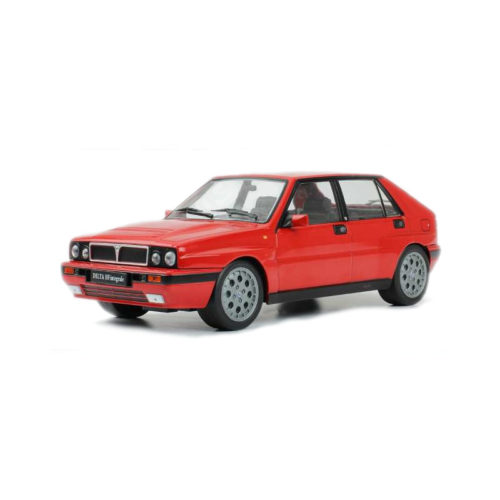 Lancia Delta HF Integrale 16V 1989 - Red 1:18 TRIPLE9 T9 1800171