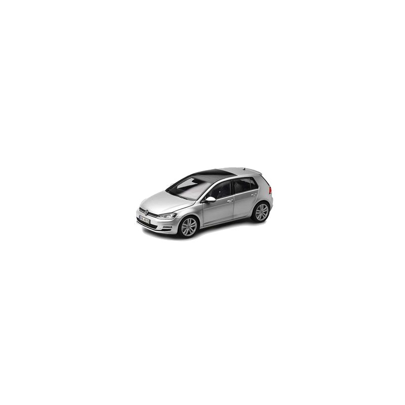 Volkswagen Golf Mk.7 - Silver 1:18 DEALER EDITION VOL 5G4099302B7W