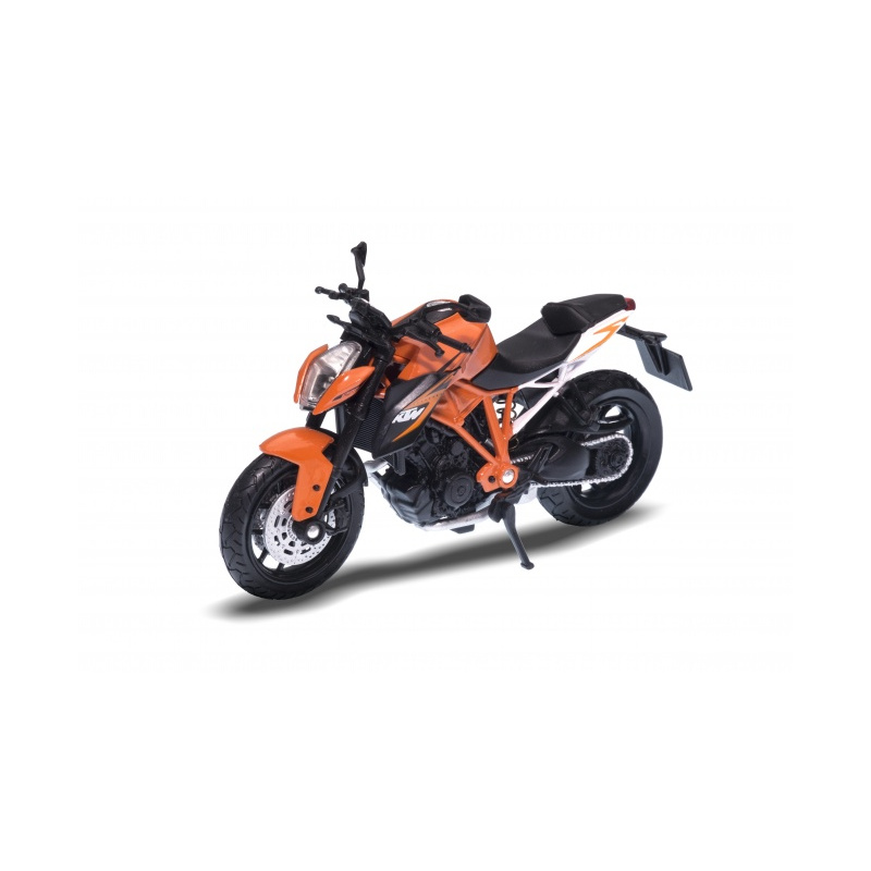 KTM 1290 SUPER DUKE R - Orange 1:18 WELLY WEL 12837