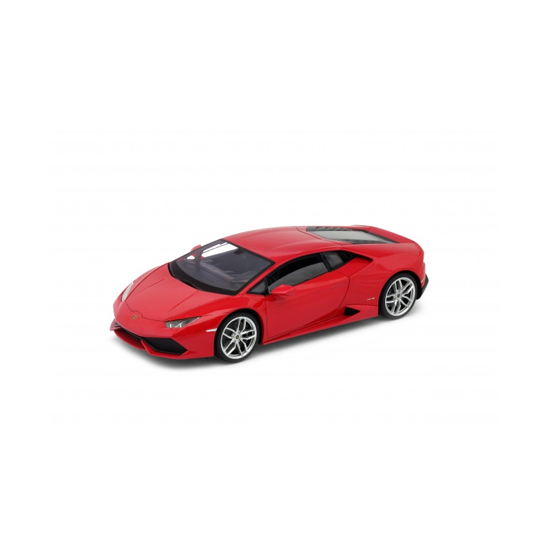 Lamborghini Huracan Lp610 4 Red 1 18 Welly Wel 18049r Model Car