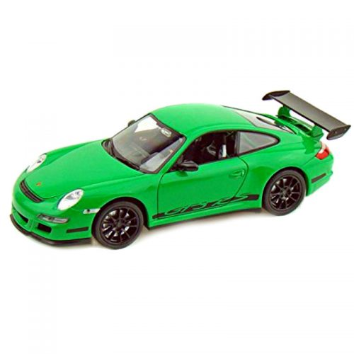 Porsche 911 GT3 RS (997) - Green 1:24 WELLY NEX MODELS WEL 22495GN
