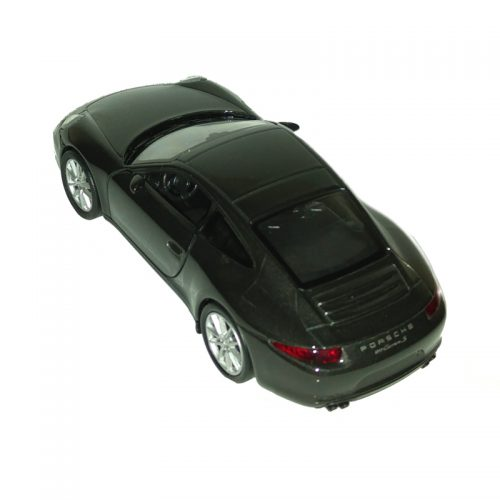 Porsche 911 (991) Carrera S - Grey 1:34-1:39 WELLY WEL 43661GRY