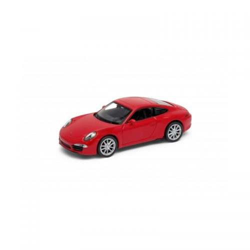 Porsche 911 (991) Carrera S - Red 1:34-1:39 WELLY WEL 43661R