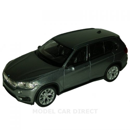 BMW X5 - Grey 1:34-1:39 WELLY WEL 43691GRY