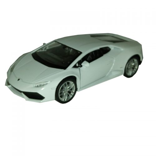 Lamborghini Huracán LP610-4 - White 1:34-1:39 WELLY WEL 43694W